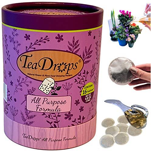 TeaDrops Organic Plant Food