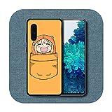 Umaru Chan Coque en silicone étanche pour Samsung Galaxy A 3 5 7 8 10 20 20E 21S 30 30S 40 50 51 70...