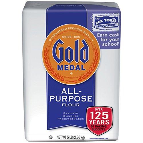 Gold Medal, All Purpose Flour, 5 lb