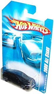 Black ASTON MARTIN V8 VANTAGE Hot Wheels 2008 All Stars Series 1:64 Scale Die Cast Collectible Car #050