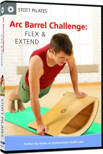 STOTT PILATES Arc Barrel Challenge: Flex und Verlängern