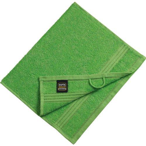 Myrtle Beach - serviette de toilette invité - vert citron - 30 x 50 cm - MB420