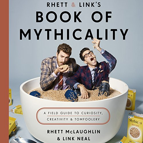 Rhett & Link's Book of Mythicality Titelbild