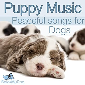 Puppy Music - Peaceful Songs for Dogs