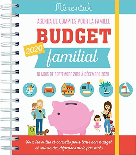 Budget familial 2019-2020