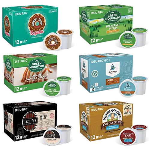 Keurig K-Cup Pod Variety Pack - Single-Serve Coffee