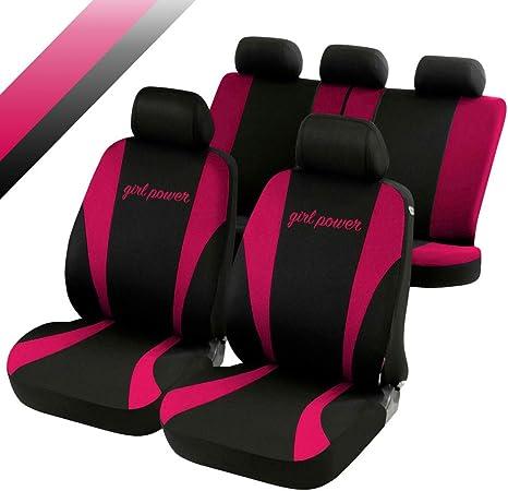 bracciolo Laterale rmg-distribuzione Coprisedili per Note Versione 2005-2013 compatibili con sedili con airbag sedili Posteriori sdoppiabili R01S0585