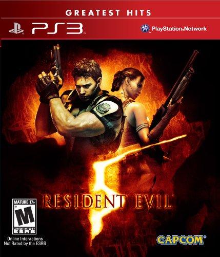 Capcom Resident Evil 5, PS3, ESP PlayStation 3 Español vídeo - Juego (PS3, ESP, PlayStation 3, Shooter, Modo multijugador, M (Maduro))