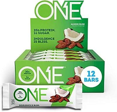 ONE Protein Bars, Dark Chocolate Sea Salt