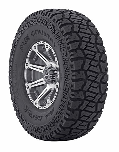Dick Cepek Fun Country All-Terrain Radial Tire - LT275/65R20 126Q