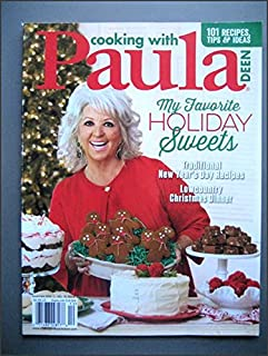 Cooking with Paula Deen Holiday Magazine Lowcountry Christmas Dinner, 2014