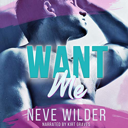 Want Me audiobook cover art