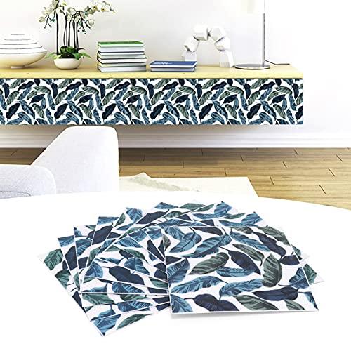 Eulbevoli Etiqueta engomada del Piso, Material cómodo del PVC de la Etiqueta engomada de la Pared del Tacto para el Cuarto de baño para la Cocina
