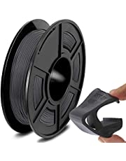 SUNLU TPU Flexible Filament 1.75mm for 3D Printer 500g/Spool Dimensional Accuracy +/-0.03mm