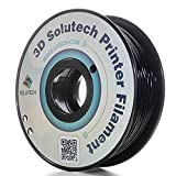 Dimensional accuracy: Diameter variance of no more than 30 microns for consistent feeding and better 3D prints. High compatibility: 3D Solutech PLA Filamet is compatible with nearly all 3D printers, including RepRap derivatives and those from MakerBo...