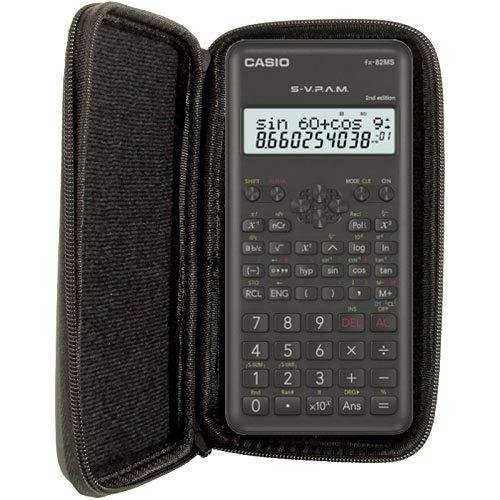 SafeCase beschermhoes voor rekenmachine en grafische rekenmachine van Casio Casio FX 82 MS 2