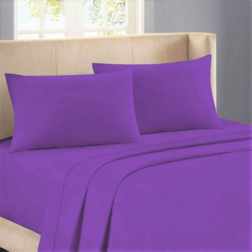 Emporium Collection Luxury New product SEAL limited product Soft 100% Egyptian Cotton 4-PCs Sheet