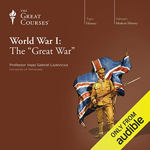 World War I: The Great War Titelbild
