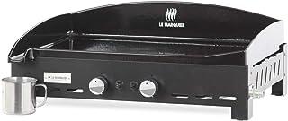 LE MARQUIER Plancha Adela Original 260-2 brûleurs - 5,4 KW - 60 x 40 cm