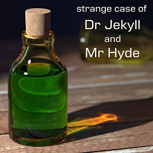 The Strange Case of Dr Jekyll and Mr Hyde cover art