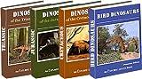 Dinosaurs: Triassic, Jurassic, Cretaceous &  Bird Dinosaurs (Dinosaur 4-Pack Picture Books (Vols 1-4))