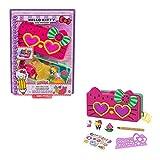 Hello Kitty GVC40 - Hello Kitty Minis Strand-Stiftspielset Schatulle
