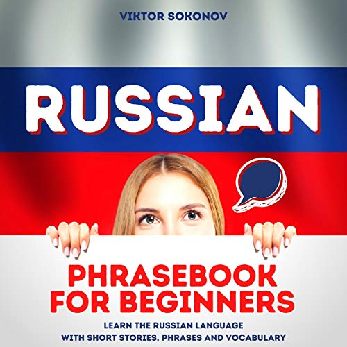 Russian: Phrasebook for Beginners cover art