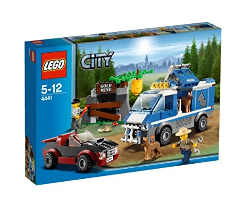LEGO City Police Dog Van - 4441