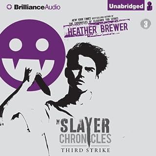 Third Strike audiobook cover art