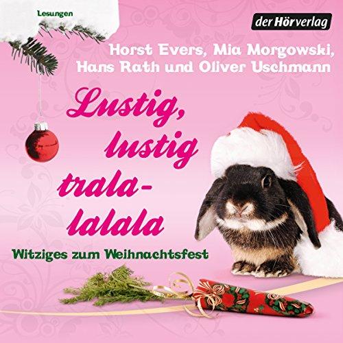 Lustig, lustig, tralalalala audiobook cover art