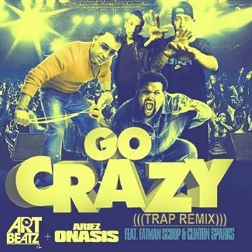 Go Crazy (feat. Fatman Scoop, Clinton Sparks) - Single