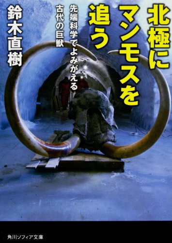 北極にマンモスを追う  先端科学でよみがえる古代の巨獣 (角川ソフィア文庫)の詳細を見る