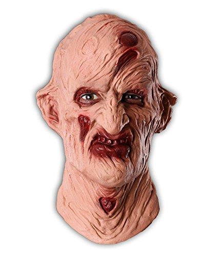 Greyland Freddy Krueger Máscara de látex Espuma Incl.
