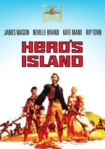Hero's Island by James Mason