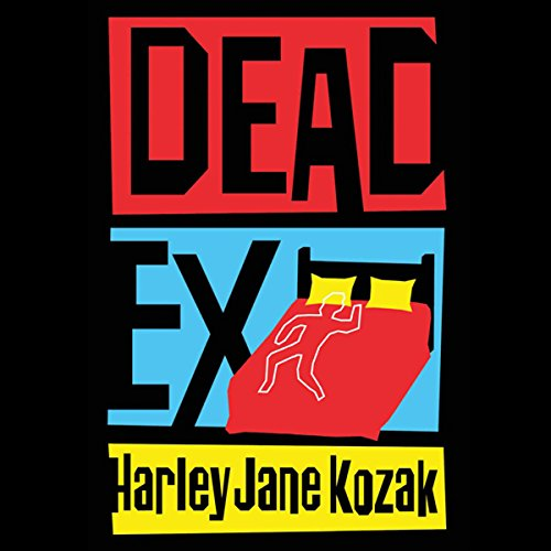 Dead Ex audiobook cover art