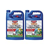 Bayer Advanced All in One Lawn 1.3G Weed & Crabgrass Killer (Pack of 2)