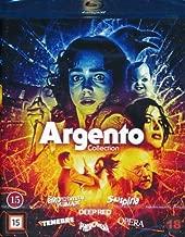 Dario Argento Collection - 6-Disc Set ( L'uccello dalle piume di cristallo / Tenebre / Profondo rosso ) ( The Bird with the Crystal Plumage / Tenebrae / Deep Red [ Blu-Ray, Reg.A/B/C Import - Sweden ]