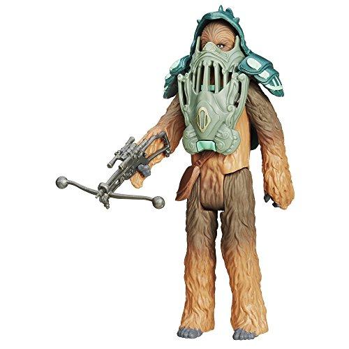 Star Wars Die Gewalt Awakens 3.75-Inch Wald Aufgabe Armor Chewbacca Figur