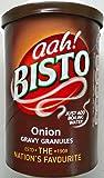 Bisto Gravy Granules salsa de la cebolla - 3 x 170gm