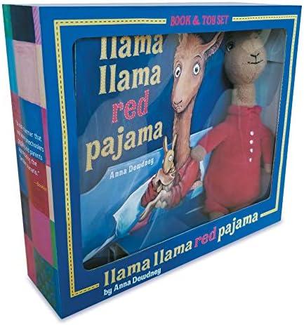 Llama Llama Red Pajama Book and Plush product image
