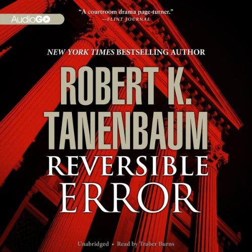Reversible Error audiobook cover art