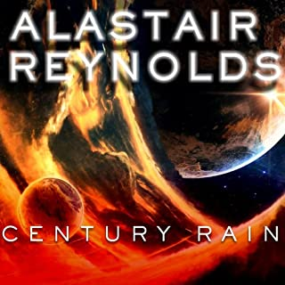 Century Rain audiobook cover art