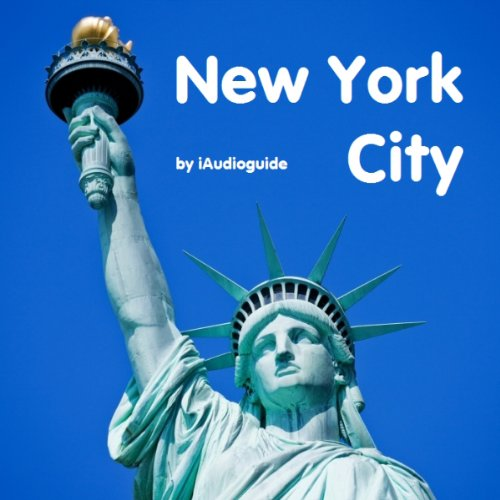Audio Guide New York City audiobook cover art