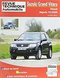 E.T.A.I - Revue Technique Automobile B717.6 - SUZUKI-SANTANA GRAND VITARA II PHASE 1 - 2005 à 2009