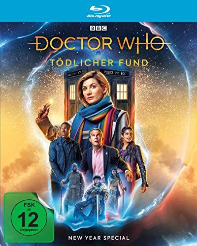 Doctor Who - New Year Special: Tödlicher Fund [Blu-ray]