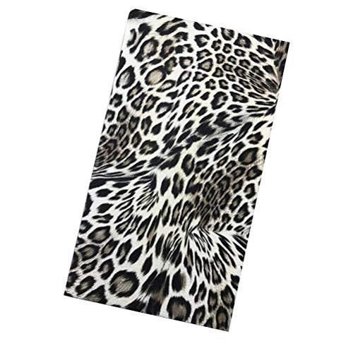 Lurrose Leopardo Impreso vacío paleta maquillaje