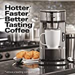 Hamilton-Beach-Scoop-Single-Serve-Coffee-Maker-Fast-Brewing-Stainless-Steel-49981A