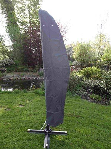 Spetebo Capot de Haute qualité pour l'ombre la lumière à 400 cm - Matière: 420D Oxford