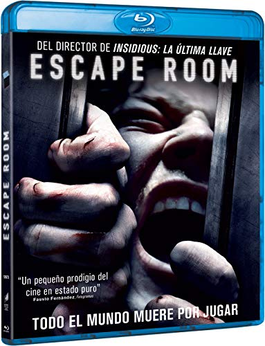 Escape Room [Blu-ray] (Blu-ray)
