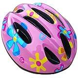 Kohyum Casco de Bicicleta para niños, Juego de protección, Equipo de protección de Casco para niños, Alta Seguridad, Casco con Ruedas para niños, Ajustable para patineta en línea